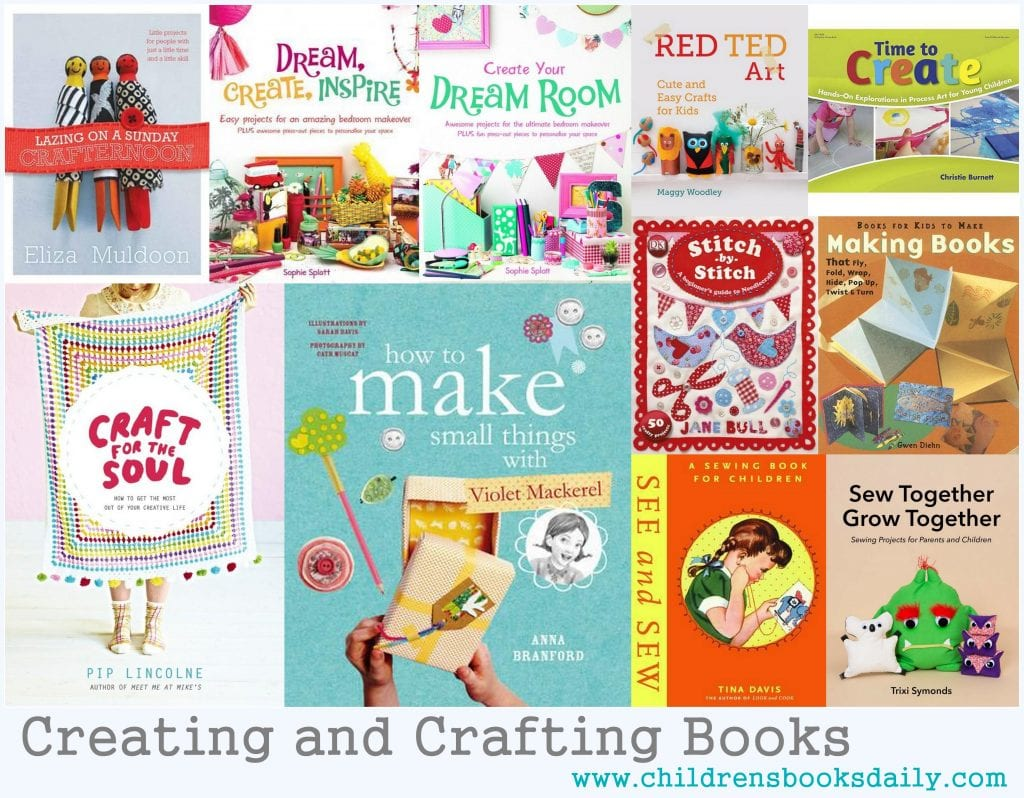 Creating and Crafting Books