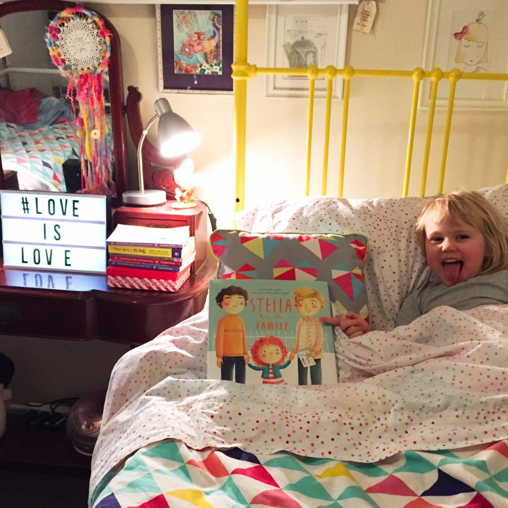 Love is Love Bedtime Books ChickPea