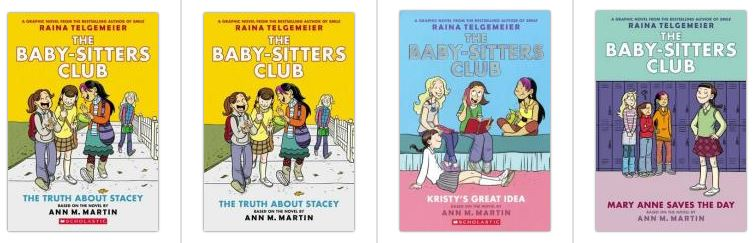 BabySitters Club Graphix