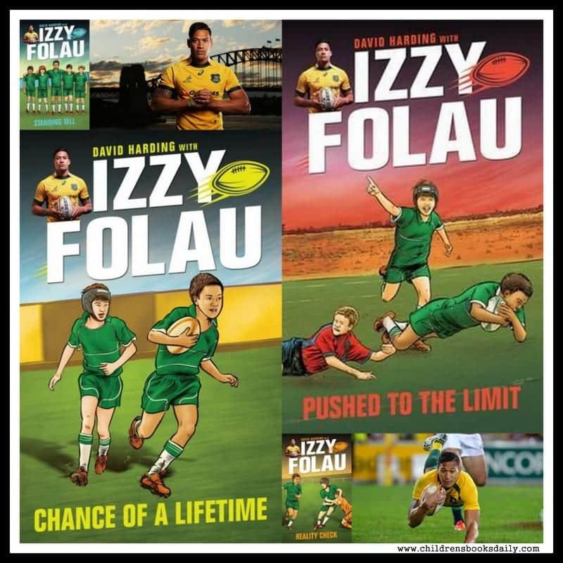 Izzy Folau Books
