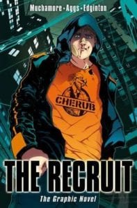 cherub-the-recruit-graphic-novel