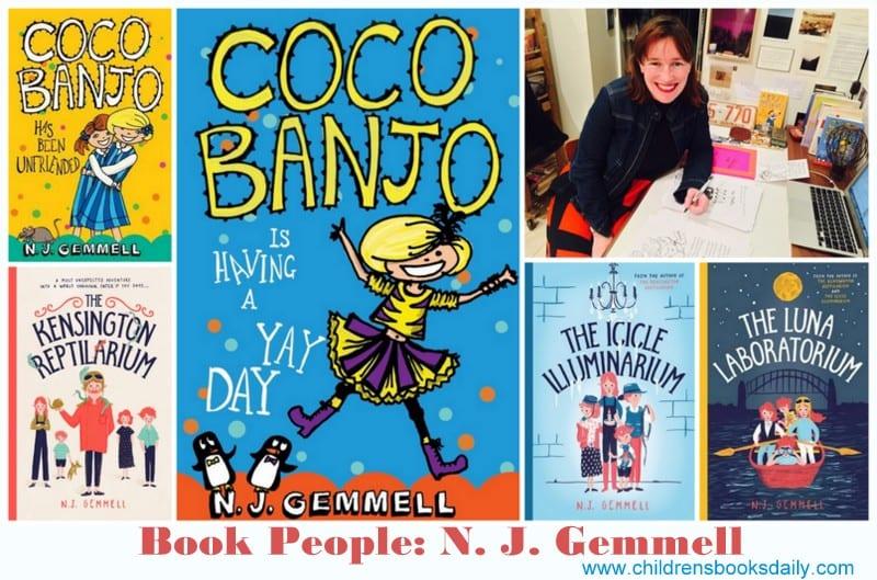 Book People: Nikki Gemmell