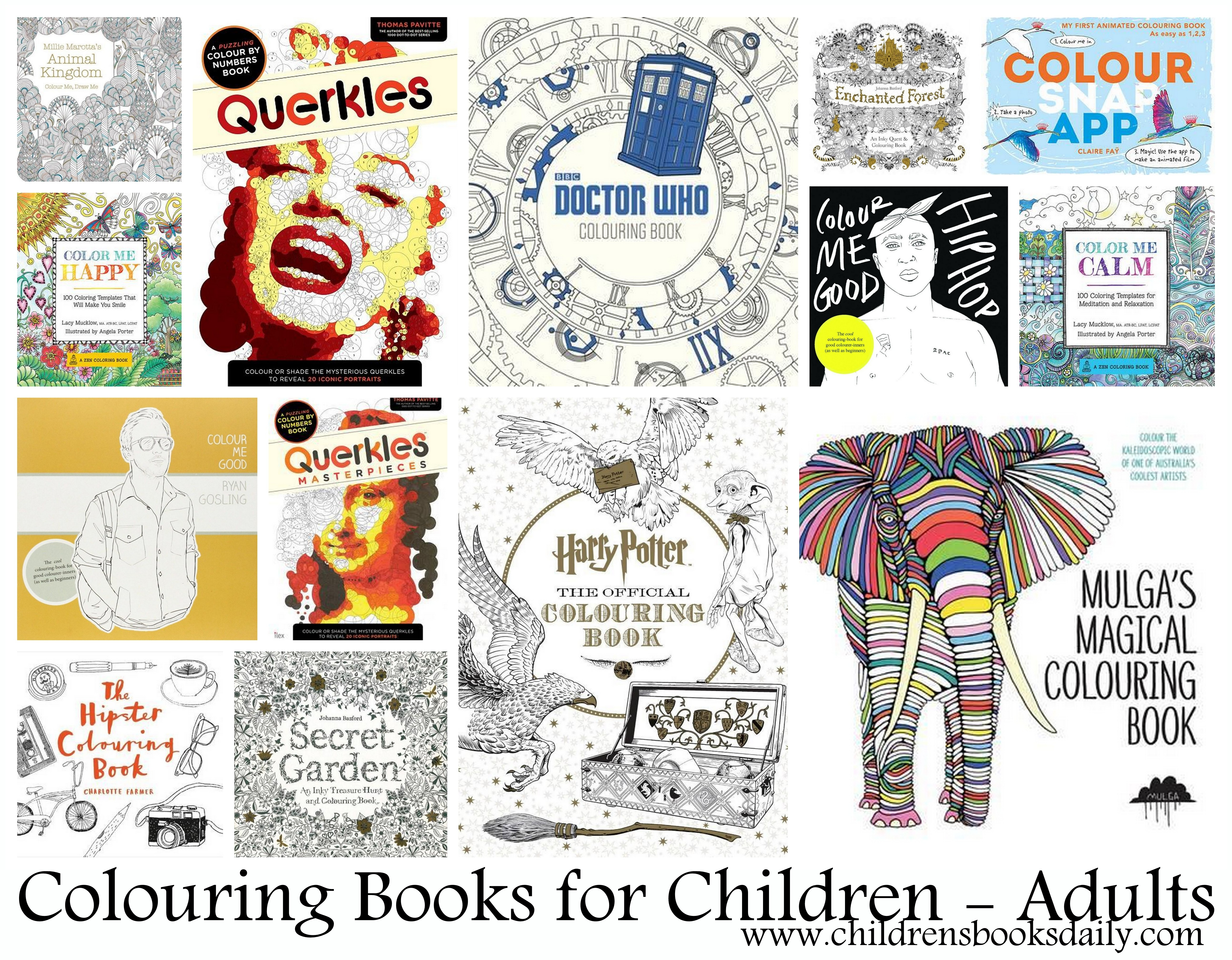 colouring books for children and adults alike children u0027s books