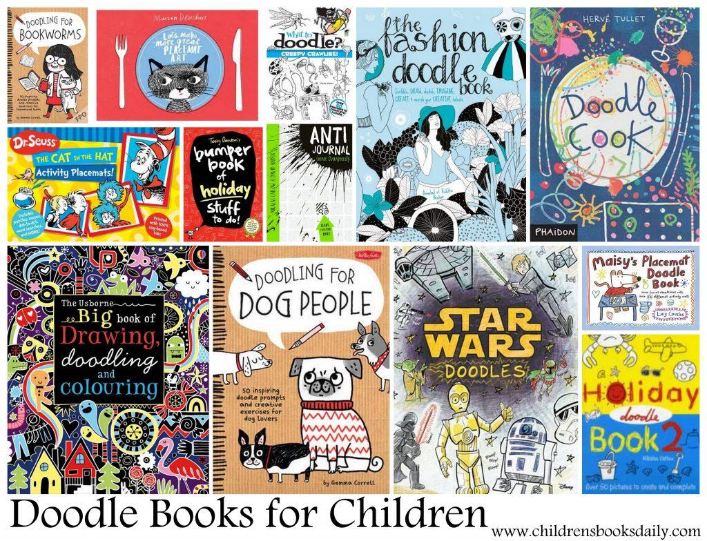 Doodle Books for Children