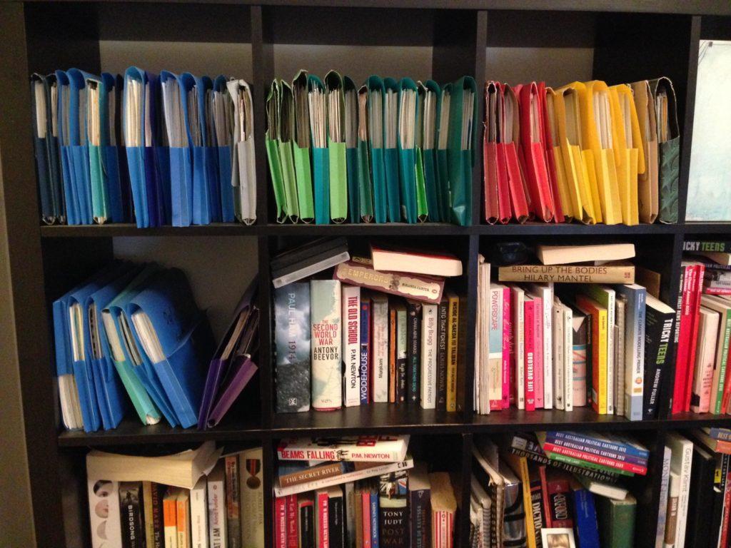 Fiona Bookshelf pic
