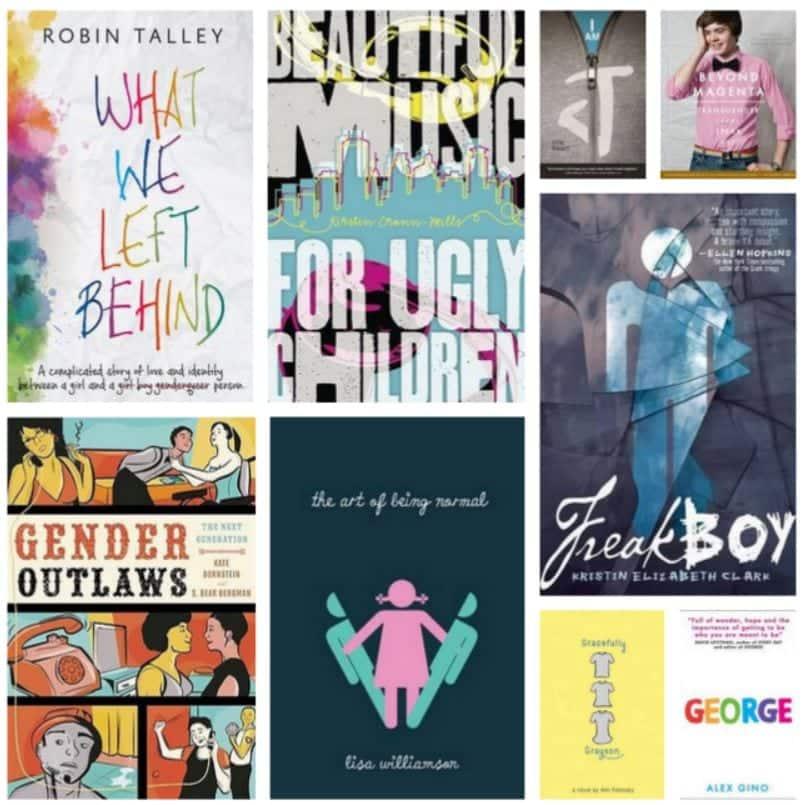 Transgender Literature