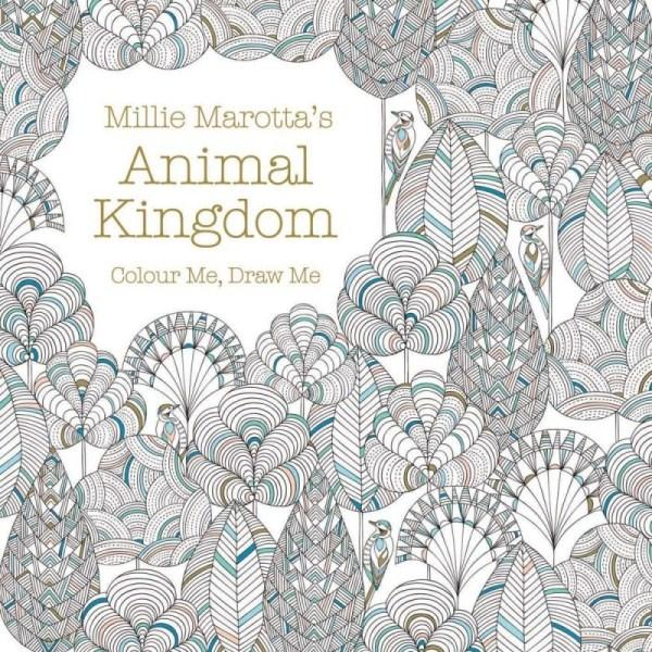 Animal Kingdom Colouring Book Fish Books For Children And Adults Alike S