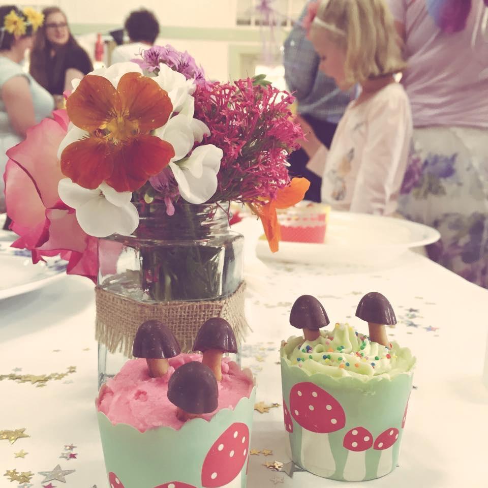 Fairy Dancers Food