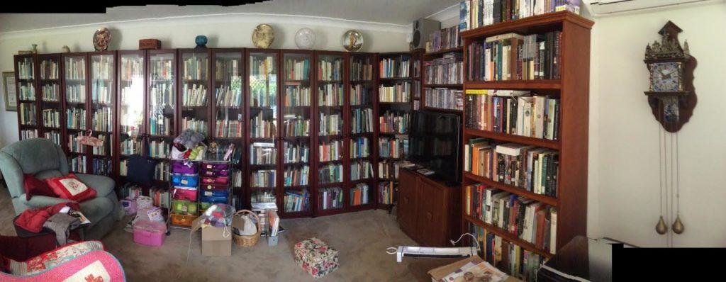 natalies bookshelf