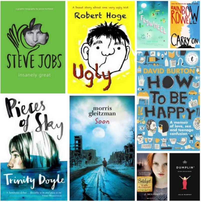 Clare Top Ten Books of 2015