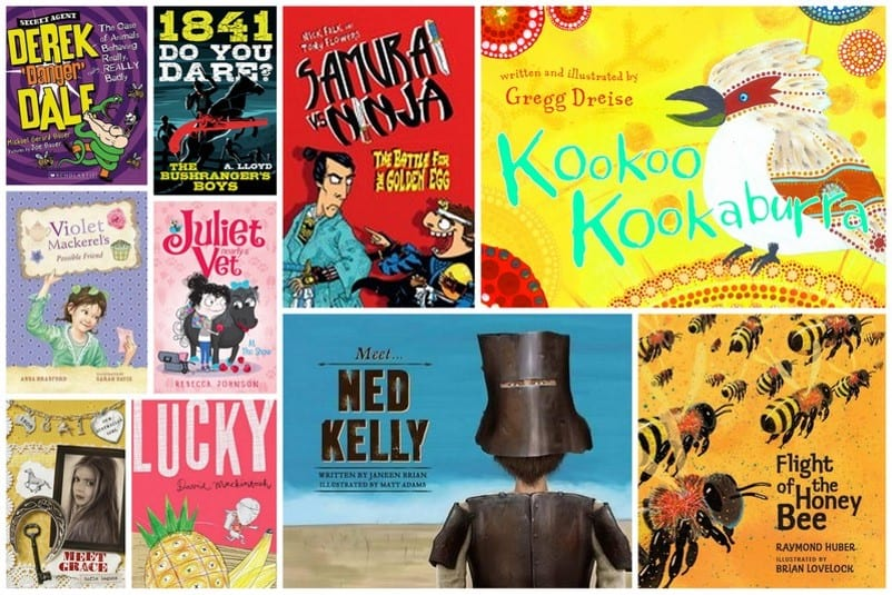 Top Ten Beginning Reader Books for 2015