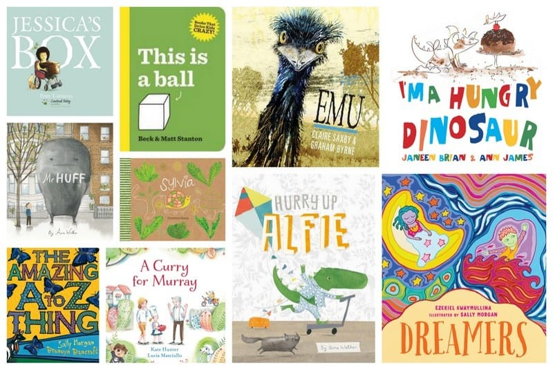Top Ten Early Childhood Books 2015