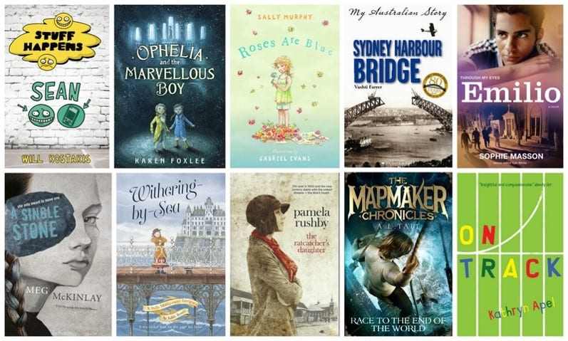 Top Ten Middle Reader Books for 2015
