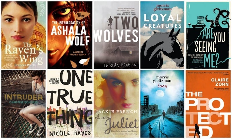 Top Ten YA books for 2015