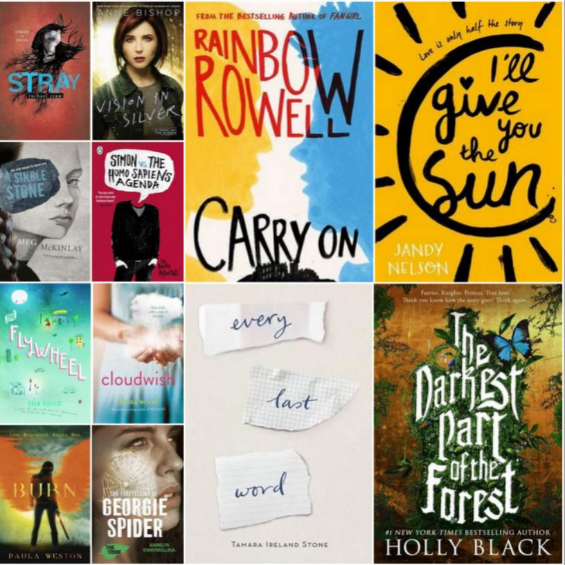 Trish Buckley Top Ten Reads 2015