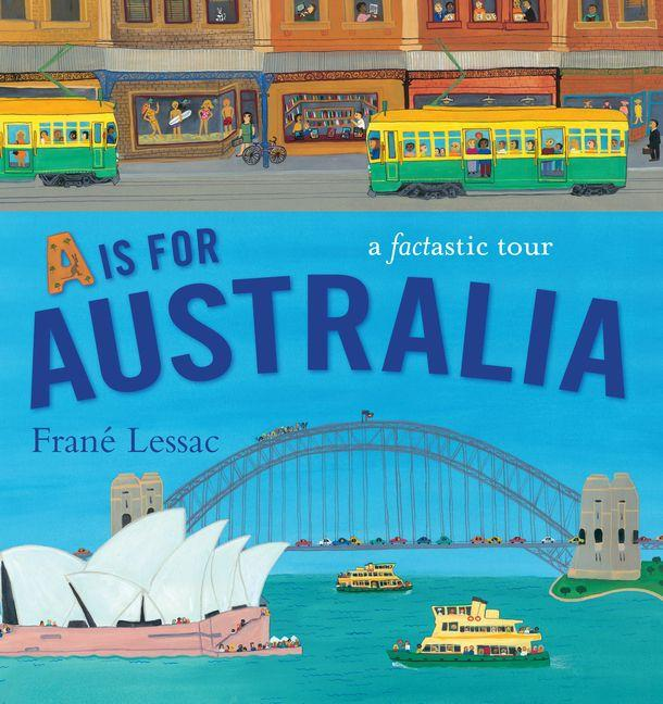a-is-for-australia