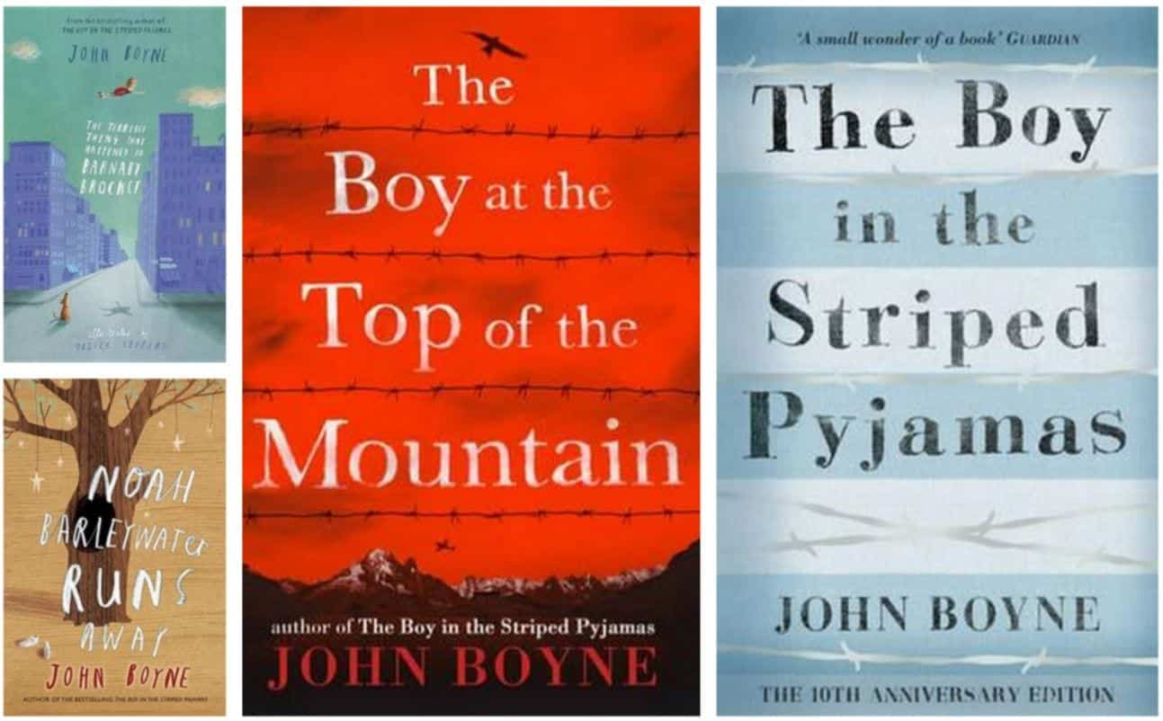 review of the boy at the top of the mountain by john boyne reviewed by joy lawn john boyne