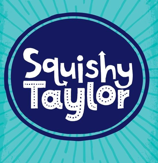 Squishy Bunni Logo : Review of  Squishy Taylor  series - Children s Books Daily...