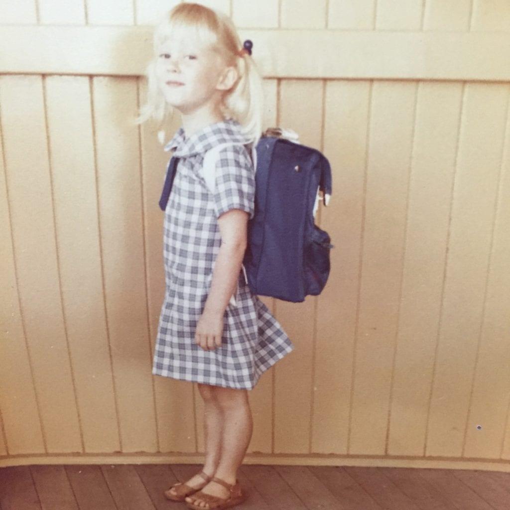 starting school megan