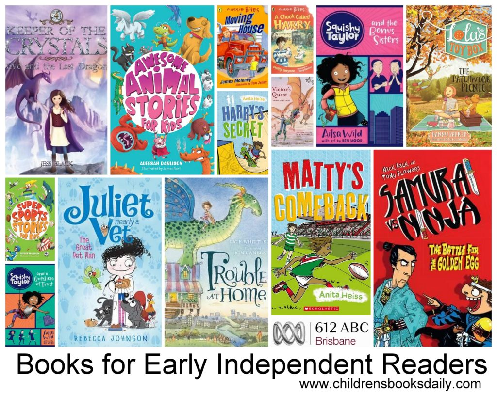 Books for Early Independent Readers