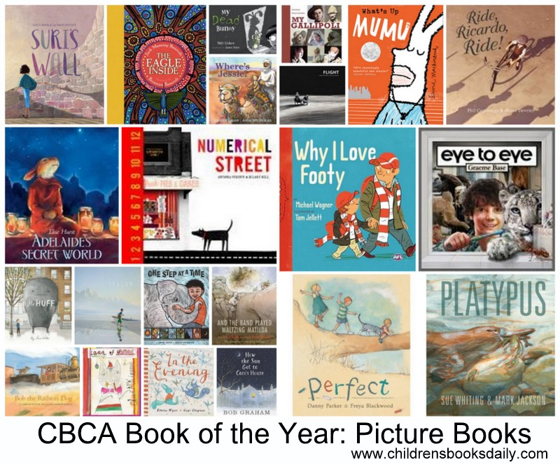 CBCA BOOK OF THE YEAR AWARDS Picture Books
