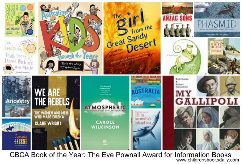 2016 Notables Eve Pownall