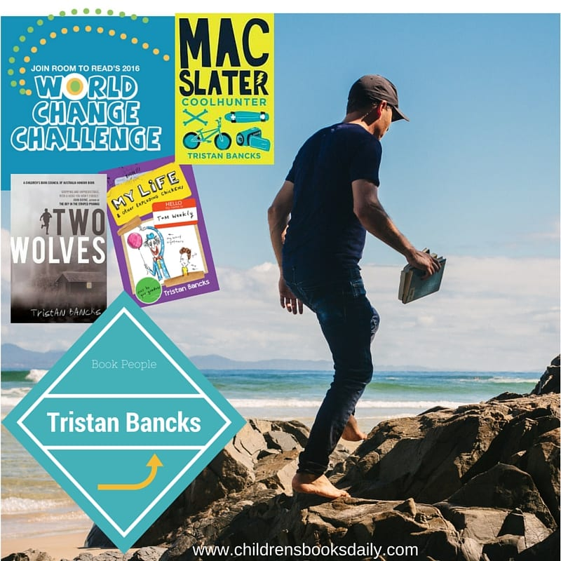 Book People Tristan Bancks