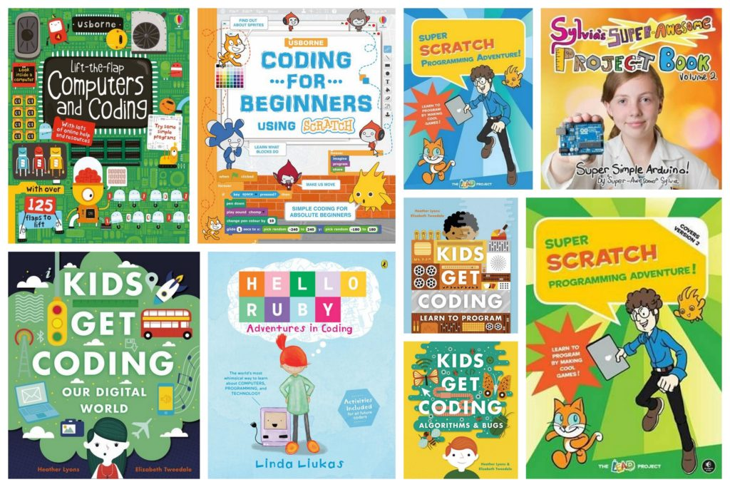 Coding and Tech Books