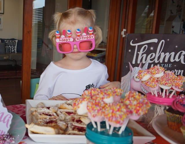 Thelma the Unicorn Party