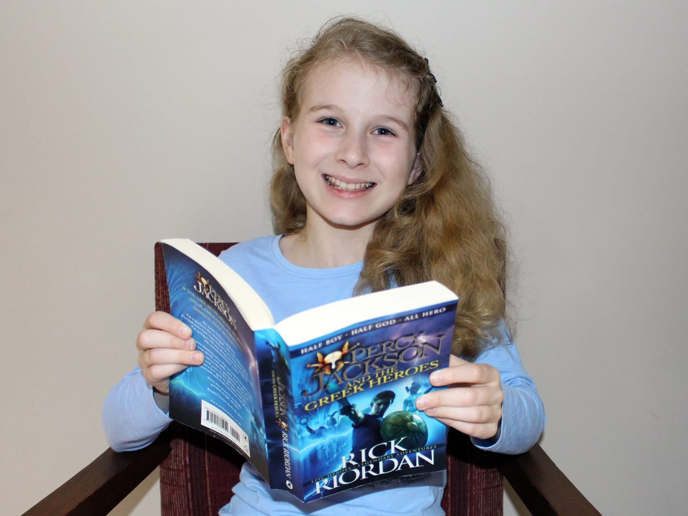 Jazzy Reviews: 'Percy Jackson and the Greek Heroes