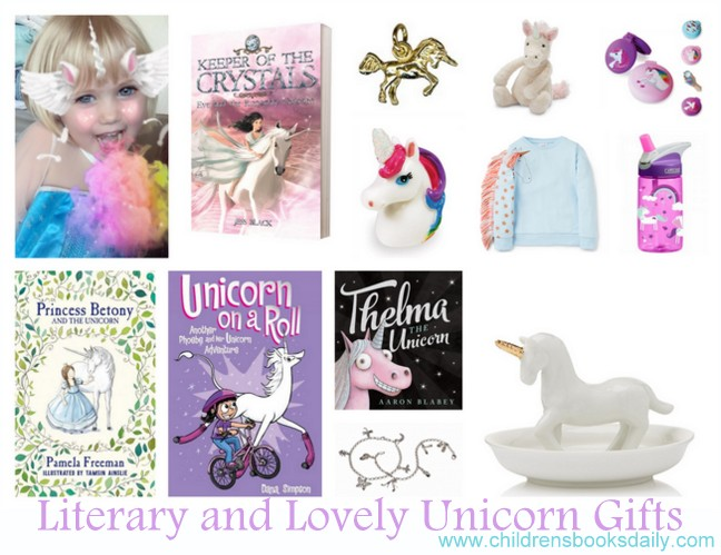 Literary and Lovely Unicorn Gifts