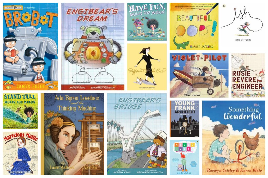 Literature Supporting the Mindset of the Maker Movement