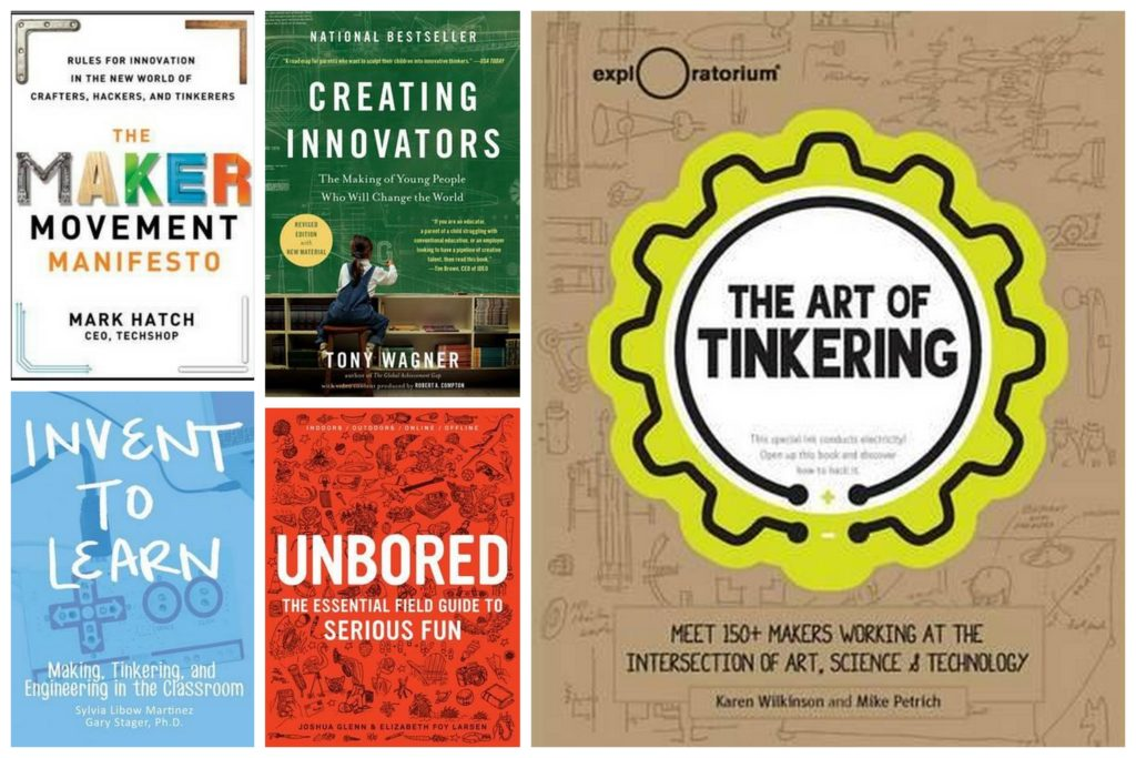 Teacher Texts Supporting the Makerspace Movement