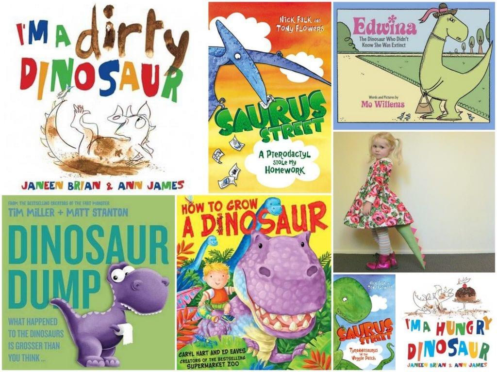 Book Week Costumes Dinosaurs