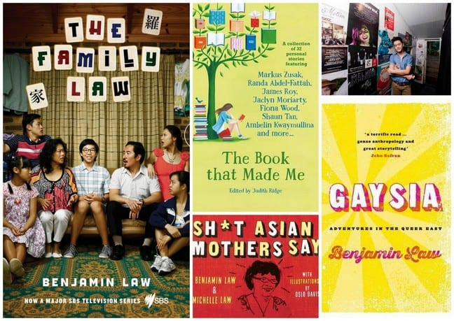 Book People: Benjamin Law