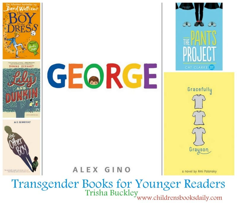 Transgender Books for Younger Readers