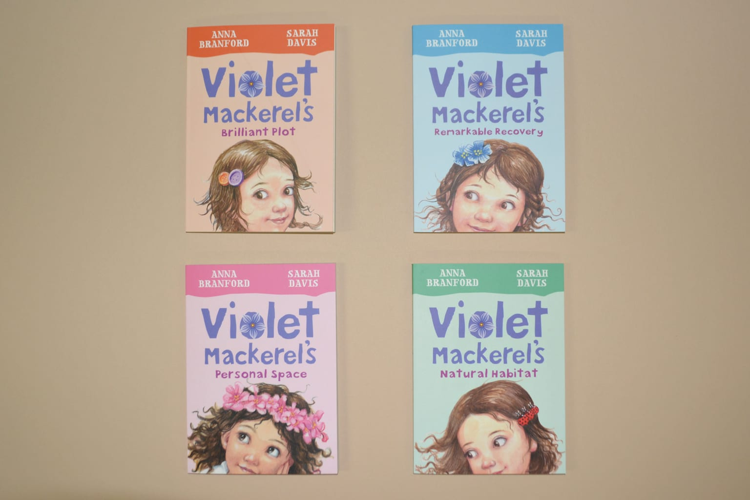 Violet mackerel oh how i adore thee childrens books daily the violet mackerel series written by anna branford illustrated by sarah davis and published with care by walker books is without a doubt the series that fandeluxe Document