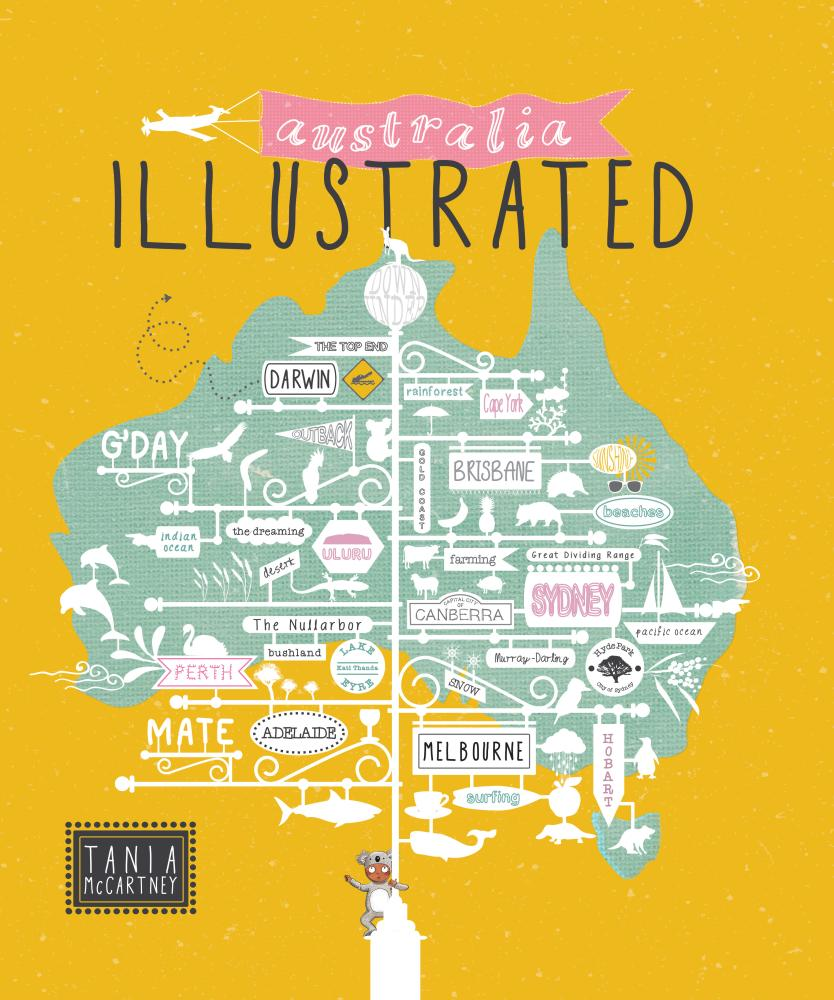 australia-illustrated