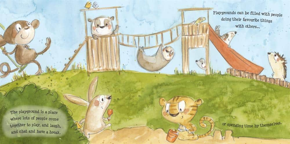 Image Credit: The Playground is Like a Jungle