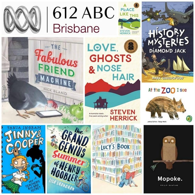 ABC Radio Bookworms