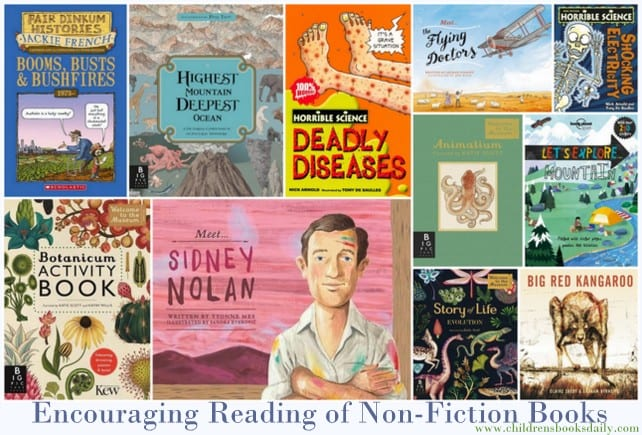 Encouraging Reading of Non Fiction Books