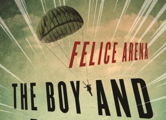 Jacqueline Harvey reviews The Boy And The Spy by Felice Arena