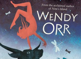 Book review: Dragonfly Song by Wendy Orr