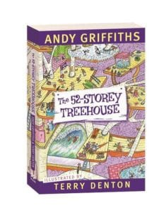 Book Week Costume Ideas: Treehouse