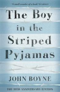 Book Week Costume Ideas: The Boy In the Striped Pyjamas