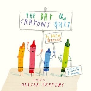 Book Week Costume Ideas: Day the Crayons Quit