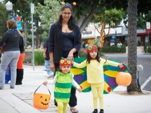 Book Week Costume Ideas: Very Hungry Caterpillar