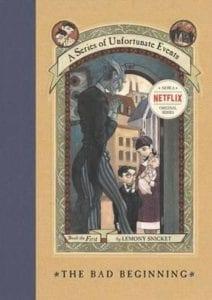 Book Week Costume Ideas: Lemony Snicket