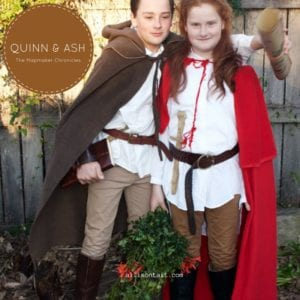 Book Week Costume Ideas: The Mapmaker Chronicles