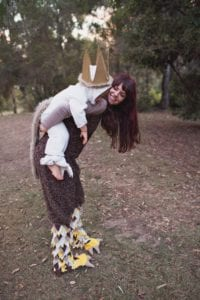 Book Week Costume Ideas: Where the Wild Things Are - image by Tell Love Party